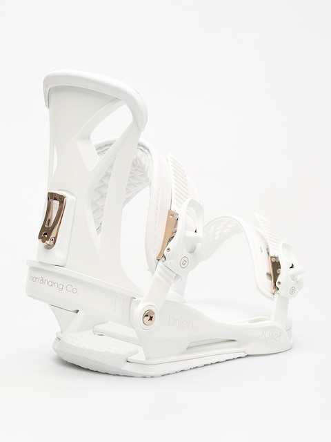 Snowboardové viazanie Union Juliet Wmn (white)