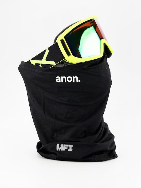Okuliare na snowboard Anon Relapse Mfi (black green/sonar green)