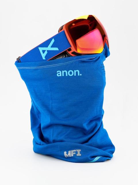 Okuliare na snowboard Anon Mig Mfi (blue/sonar irblue)
