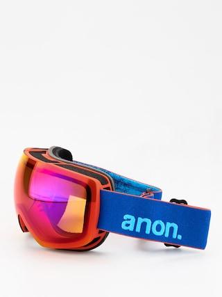 Okuliare na snowboard Anon Mig (blue/sonar irblue)