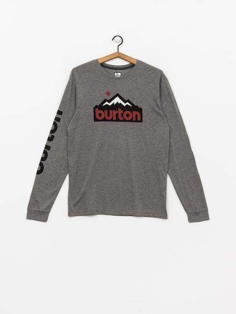 Triko Burton Trlmte Actv (gray heather)