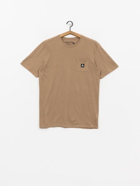 Tričko Burton Colfax (dune)