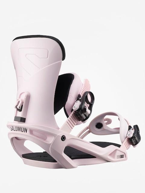 Snowboardové viazanie Salomon Vendetta Wmn (pink)