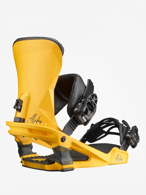 Snowboardové viazanie Salomon Alibi (yellow)