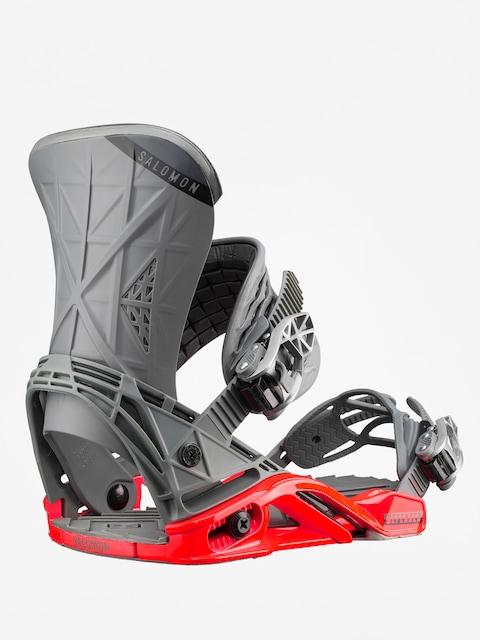 Snowboardové viazanie Salomon Defender (grey/red)
