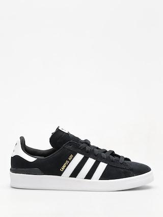Topu00e1nky adidas Campus Adv (core black/ftwr white/ftwr white)