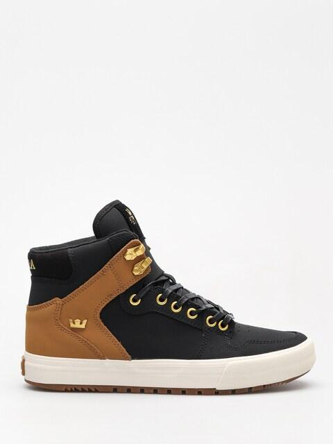 Zimné topánky Supra Vaider Cw (black/tan bone)