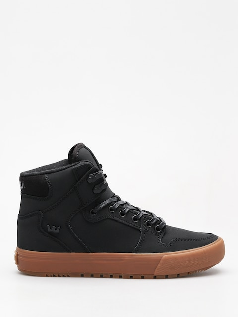 Zimné topánky Supra Vaider Cw (black/black gum)
