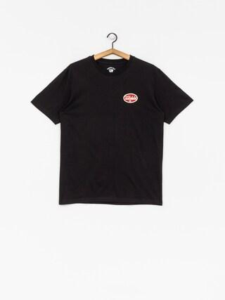 Tričko Turbokolor Patch (black)