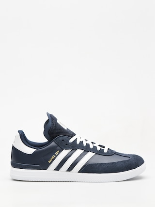 Topu00e1nky adidas Samba Adv (conavy/ftwwht/ftwwht)