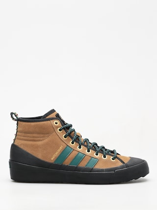 Topánky adidas Matchcourt High Rx3 (rawdes/nobgrn/cblack)