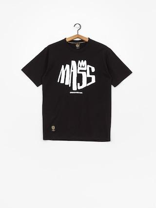 Tričko MassDnm Crown (black)