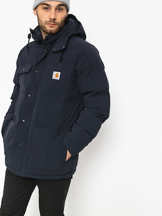 Bunda Carhartt WIP Alpine Coat (dark navy/hamilton brown)