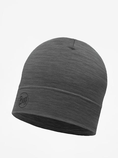 Čiapka Buff Lw Merino Wool (solid grey)