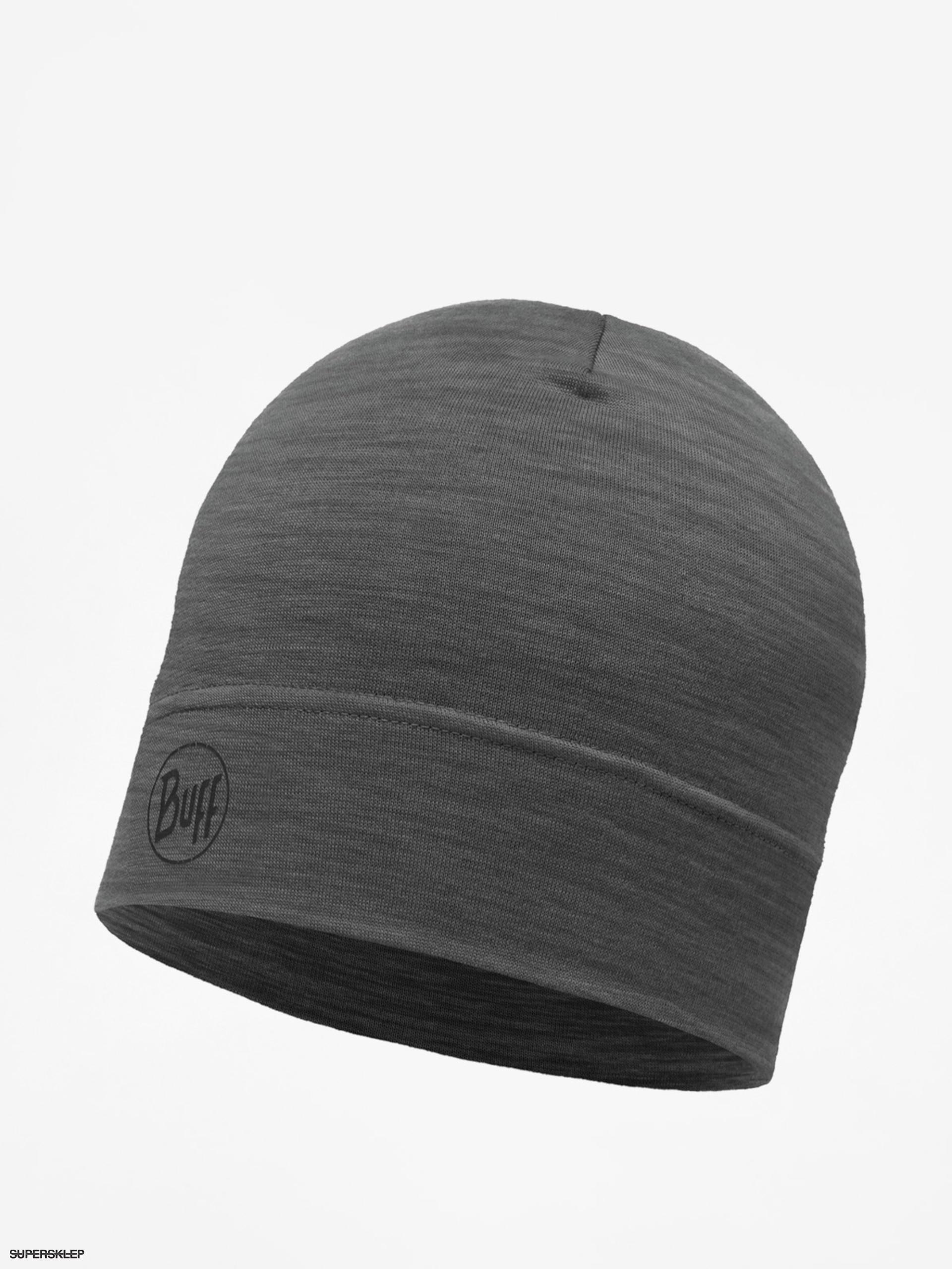 83e657c19 Čiapka Buff Lw Merino Wool (solid grey)