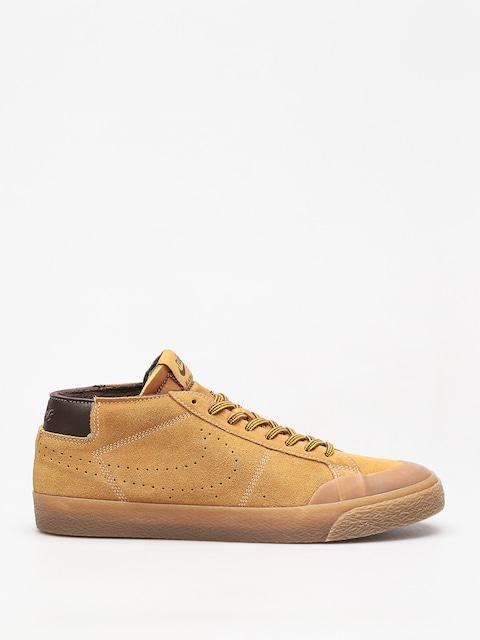 Topánky Nike SB Sb Zoom Blazer Chukka Xt Premium (bronze/bronze baroque brown)