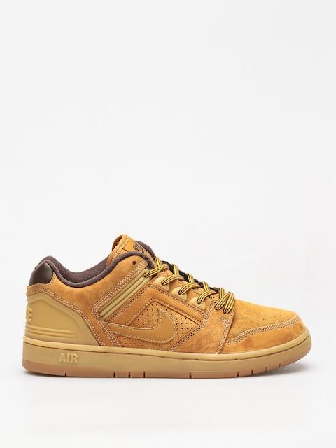 Topánky Nike SB Sb Air Force II Low Premium (bronze/bronze baroque brown)