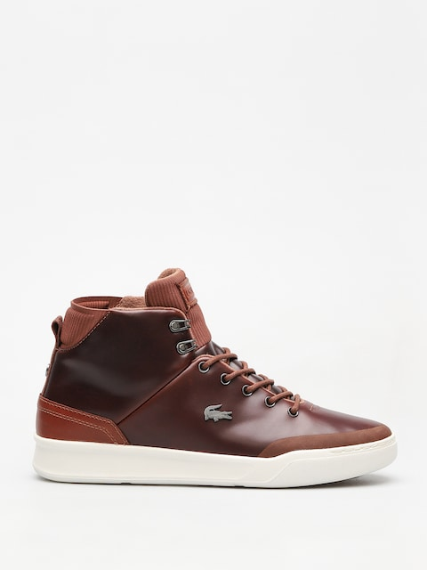 Topánky Lacoste Explorateur Classic 318 1 (dark tan/brown)