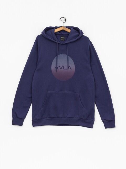 Mikina s kapucňou RVCA Rvca Motors HD (blue depths)