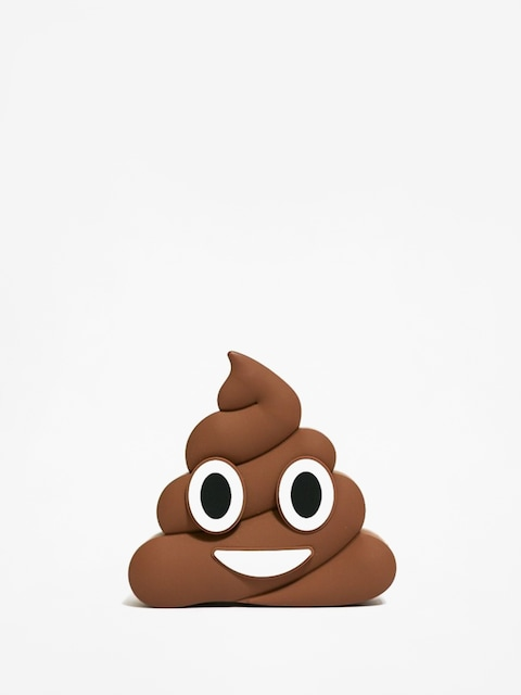 Powerbanka MojiPower Poo (brown)