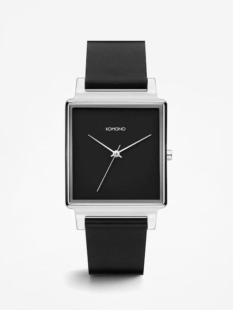 Hodinky Komono Konrad (black/silver classic)