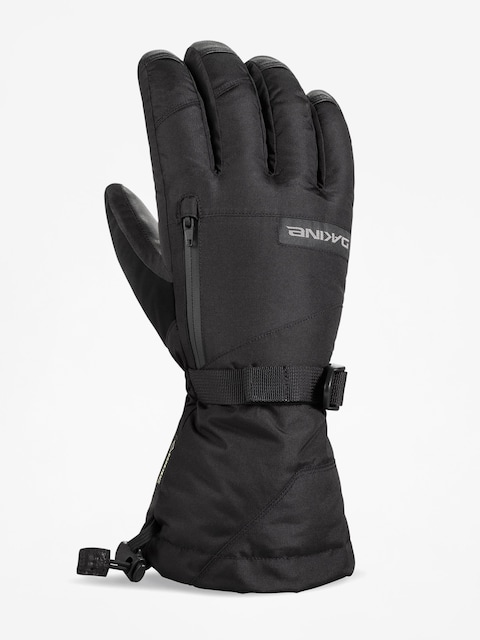 Rukavice Dakine Leather Titan (black)