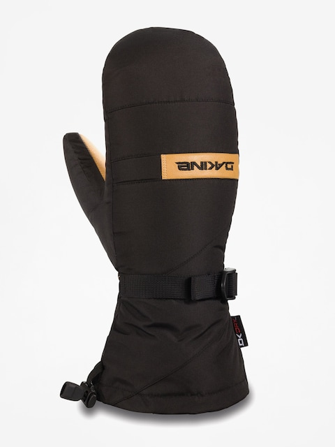 Rukavice Dakine Nova Mitt (black/tan)