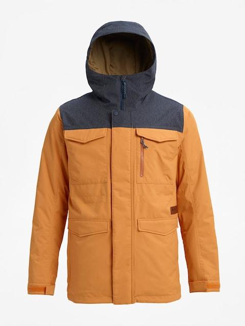 Snowboardová bunda Burton Covert (gldnok/denim)