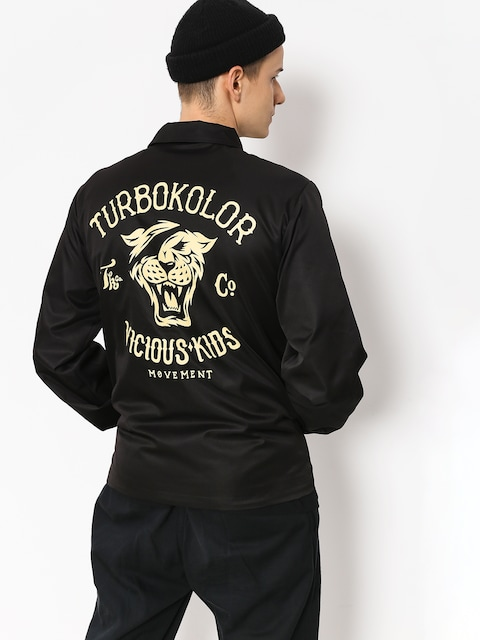 Bunda Turbokolor Herald Vicious Kids (black)
