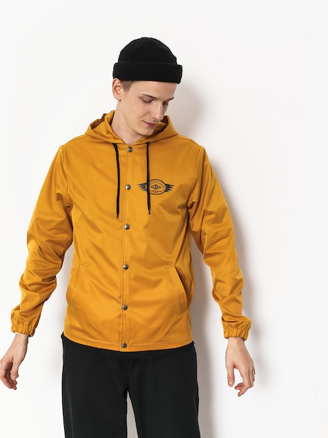 Bunda Turbokolor Hooded Herlad (yellow)