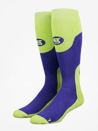 Ponožky Stinky Socks Purple Haze (purple/green)