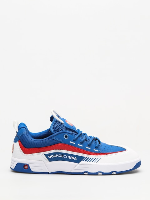 Topánky DC Legacy98 Slim (blue/red/white)