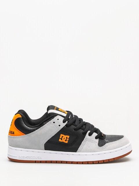 Topánky DC Manteca (grey/black/orange)