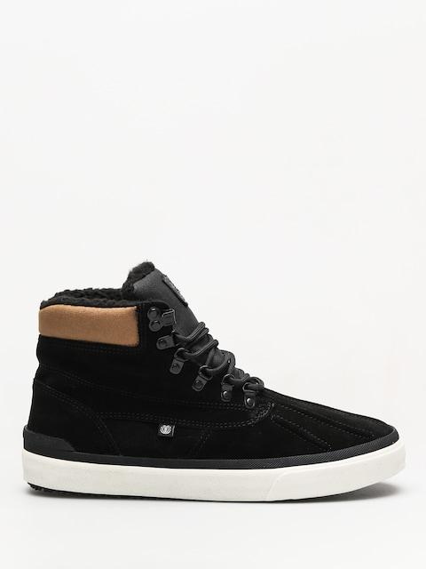 Zimné topánky Element Turph (black breen)