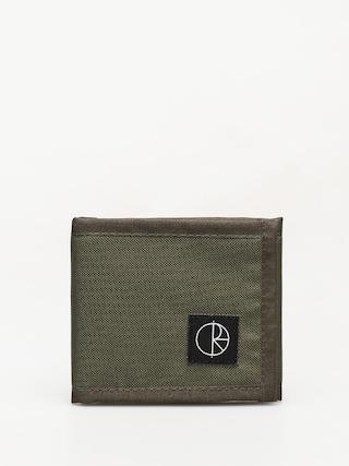 Peňaženka Polar Skate Cordura Wallet (olive)
