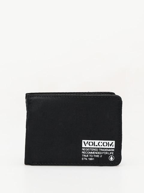 Peňaženka Volcom Spark 3 Fold (blk)