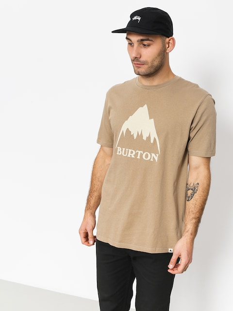 Tričko Burton Clssmtnhgh (dune)
