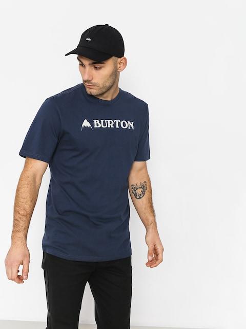 Tričko Burton Horizntl Mtn (mood indigo)