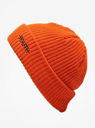 Čiapka Youth Skateboards Devil (orange)