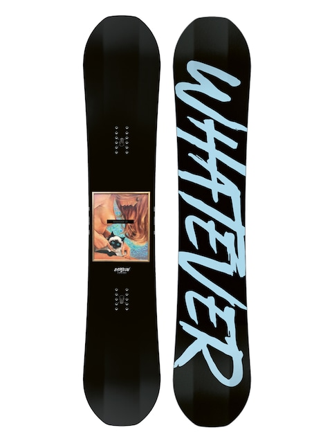 Snowboard Bataleon Whatever (black/blue)