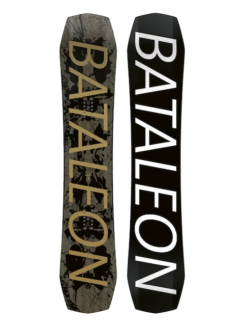 Snowboard Bataleon Global Warmer (black/white)