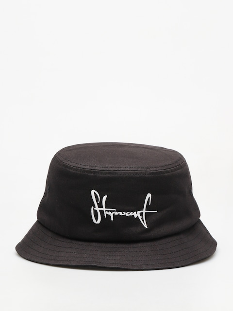 Klobúk Stoprocent Bucket Hat (black)