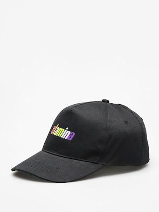 Šiltovka Majors Rainbow ZD (black)