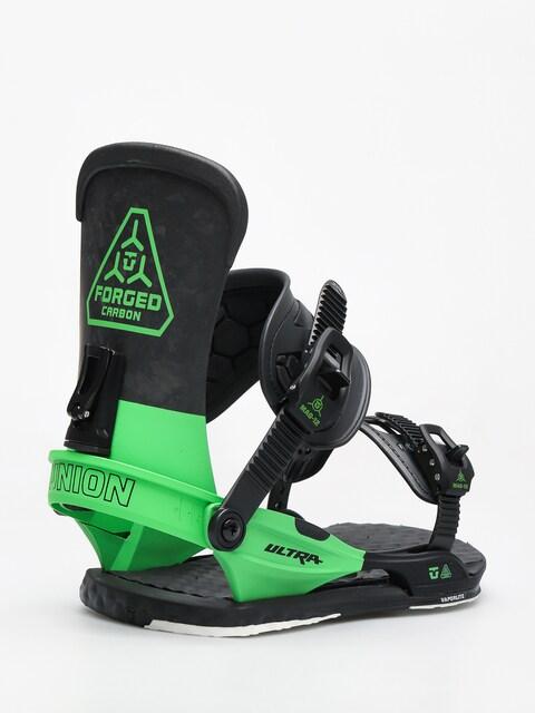 Snowboardové viazanie Union Ultra (green)