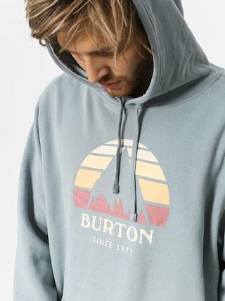 Mikina s kapucňou Burton Underhill HD (lead)