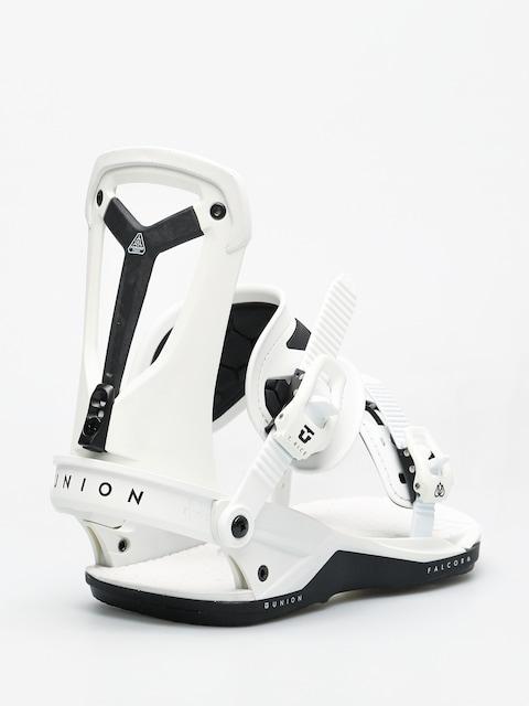 Snowboardové viazanie Union Falcor (white)