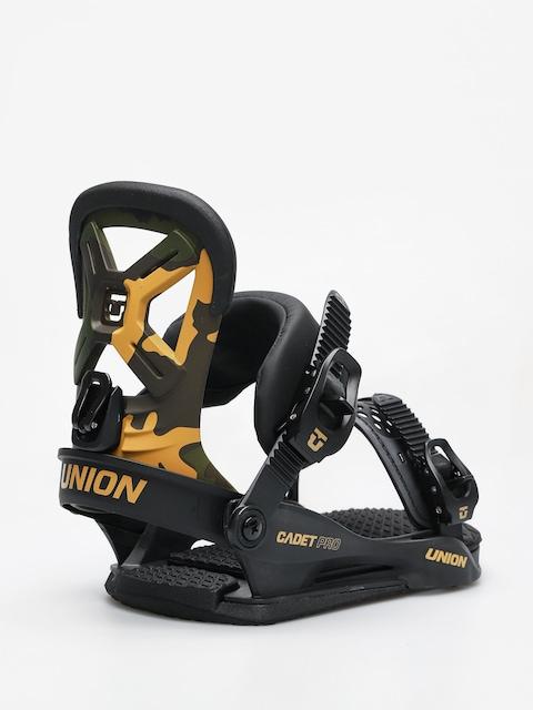 Snowboardové viazanie Union Cadet Pro (camo)