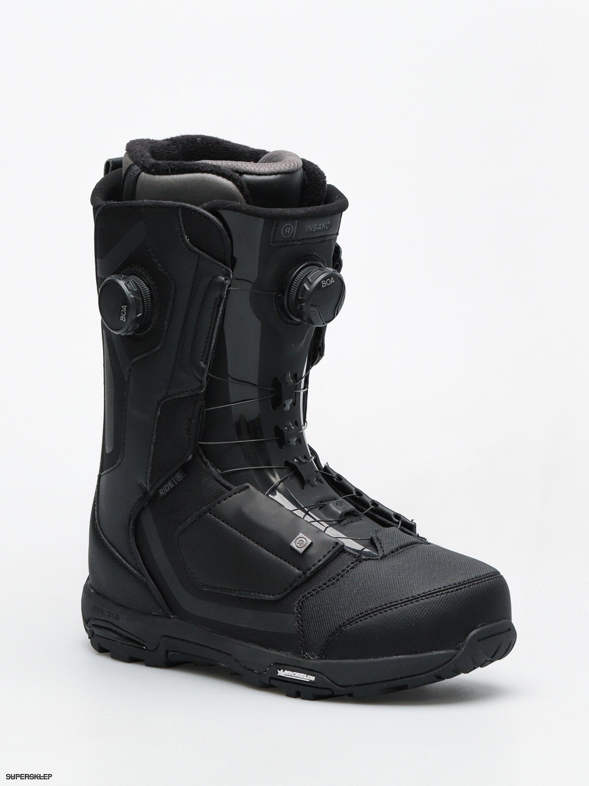 bdfe1d1045e Obuv na snowboard Ride Insano (black)