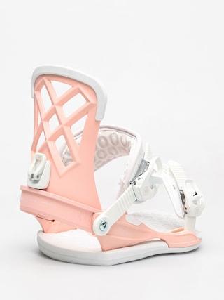 Snowboardovu00e9 viazanie Union Milan Wmn (pink)