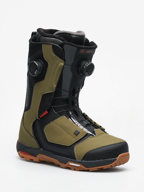 Snowboardová obuv Ride Insano (olive)